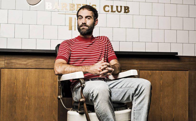Cómo la barba de Jon Plazaola le llevó al éxito en 'Allí abajo'